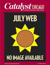 Catalyst Chicago issue cover, published Jul 2007