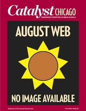Catalyst Chicago issue cover, published Aug 2007