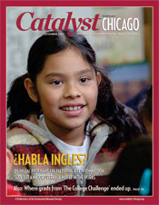 Catalyst Chicago issue cover, published Dec 2007