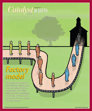 Catalyst Chicago issue cover, published Oct 2012