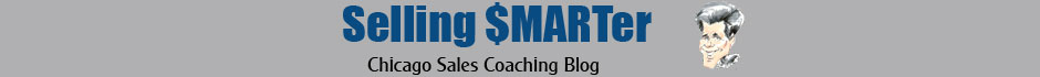 Selling Smarter Sales Coaching Blog