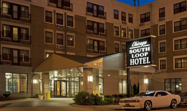 Chicago Hotel Near McCormick Place - Chicago South Loop Hotel