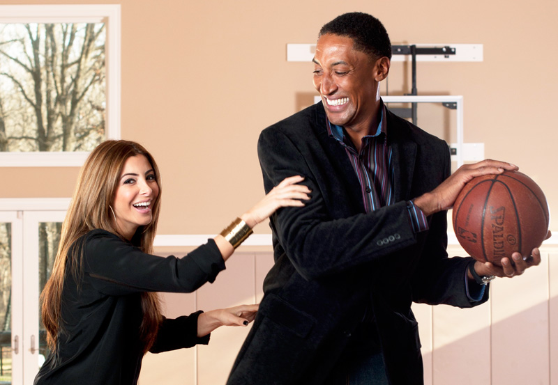 Image result for larsa and scottie pippen 2016