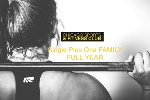 Chicago Sports & Fitness Club - Best Gym in Joliet IL - Full Year Membership