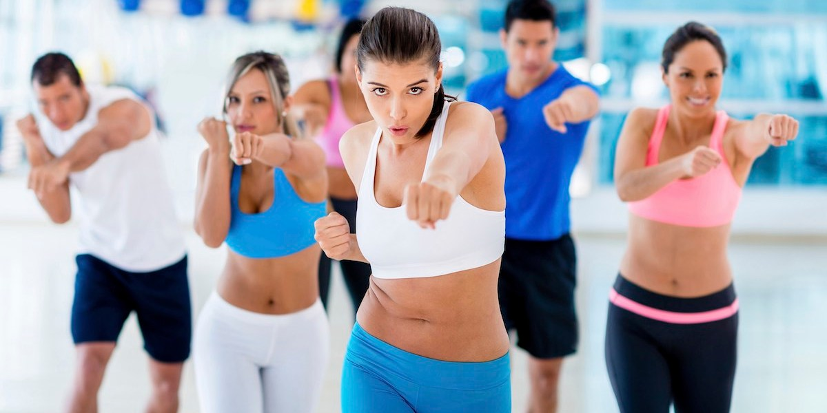 Chicago Sports & Fitness Club - Gym in Joliet - Kickboxing class