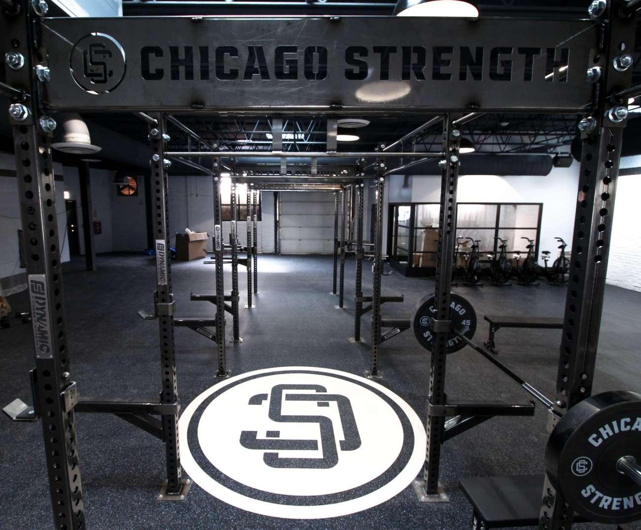 Avondale Chicago gym