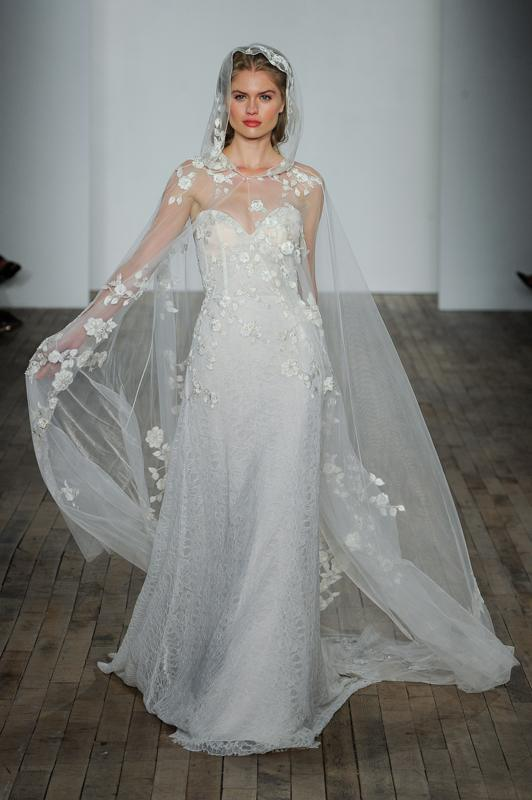 New York Bridal Fashion Week Stand Out Looks Fall 2018