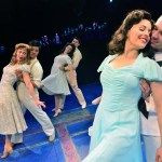 On the Town_Alison Jantzie and Max Clayton with Cast 2