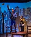 BoHo Theatre - Ordinary Days - Nick Graddagna and Hannah Dawe [photo by mark campbell] 371