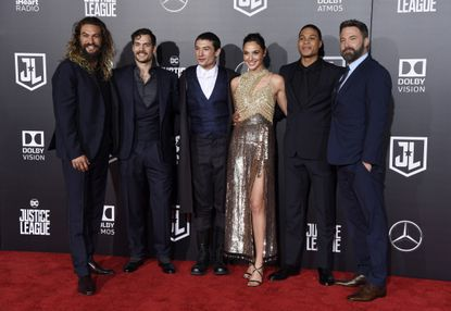 Henry Cavill has a few words about the Zack Snyder Cut of 'Justice League'