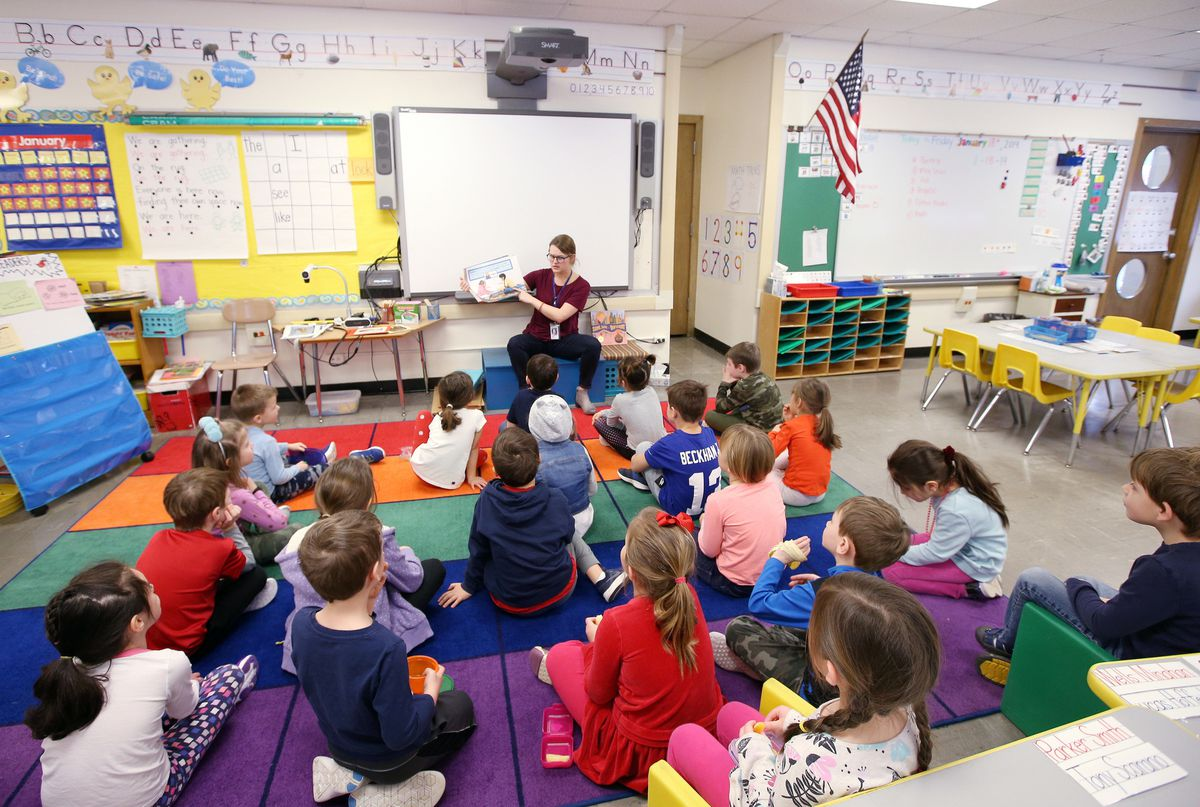Only 1 In 4 Illinois Kindergarten Students Are Ready For