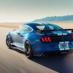 2020 Ford Mustang Shelby Gt500 Is Most Powerful Mustang Ever Chicago Tribune