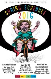 Spring 2016 Tours Poster