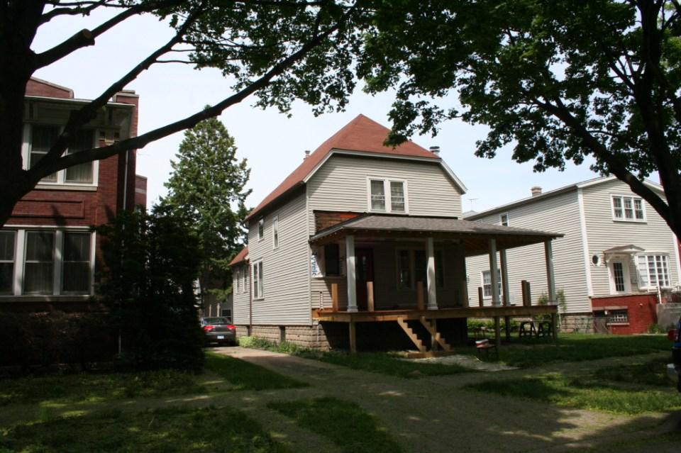5432 W Leland Avenue – circa 1908