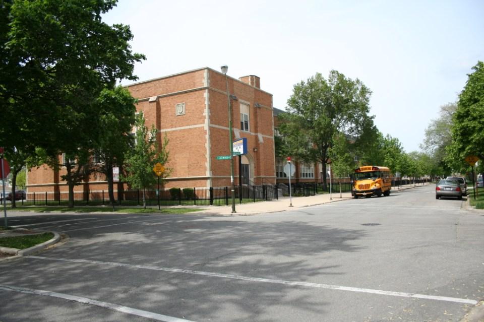 Ernst Prussing Elementary – 4650 N. Menard Avenue