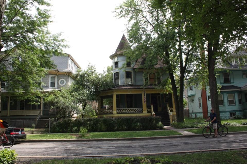 Frank Barrett House- 5945 W Midway Park