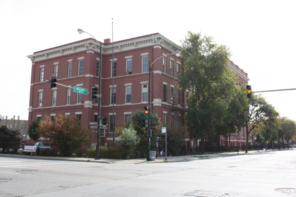 George B McLellan Public School
