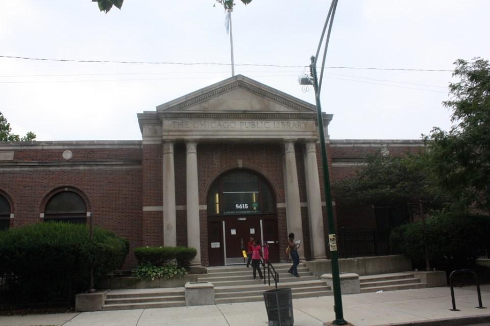 Chicago Public Library – Henry M Austin Branch