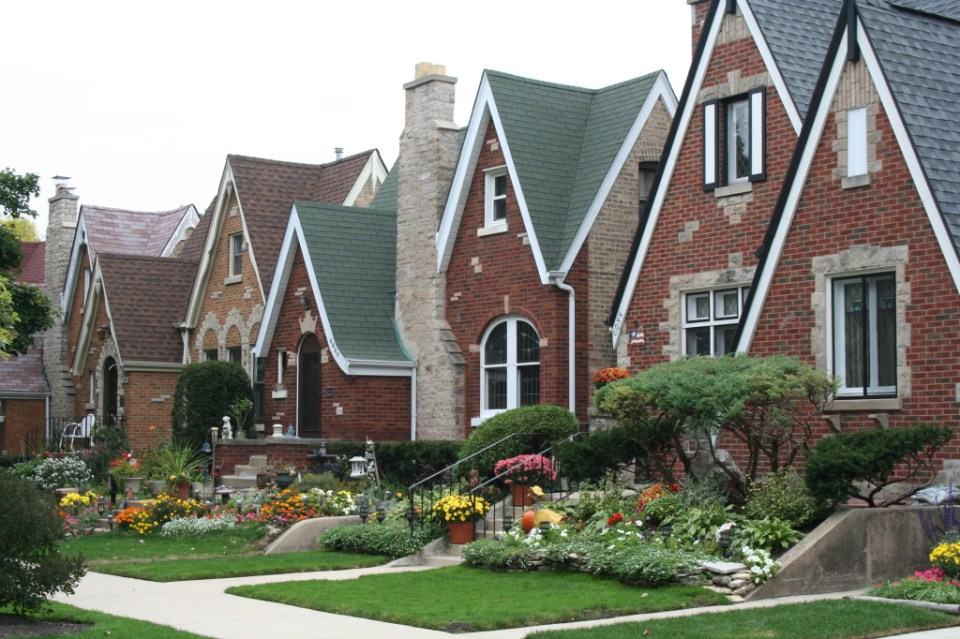 Jefferson Park Tudors