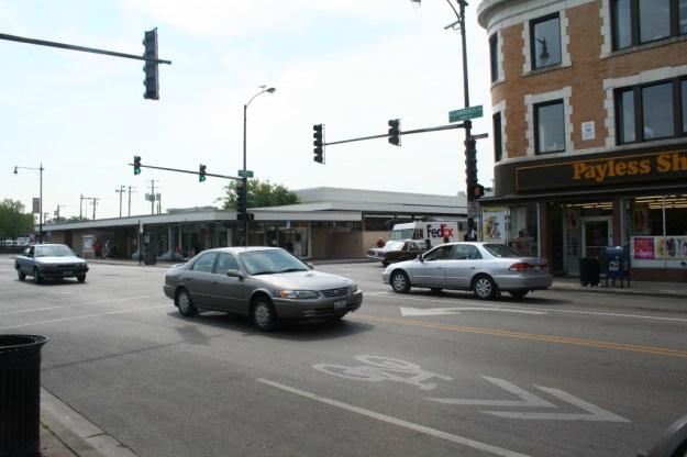 Brown Line Terminus – Kimball Station
