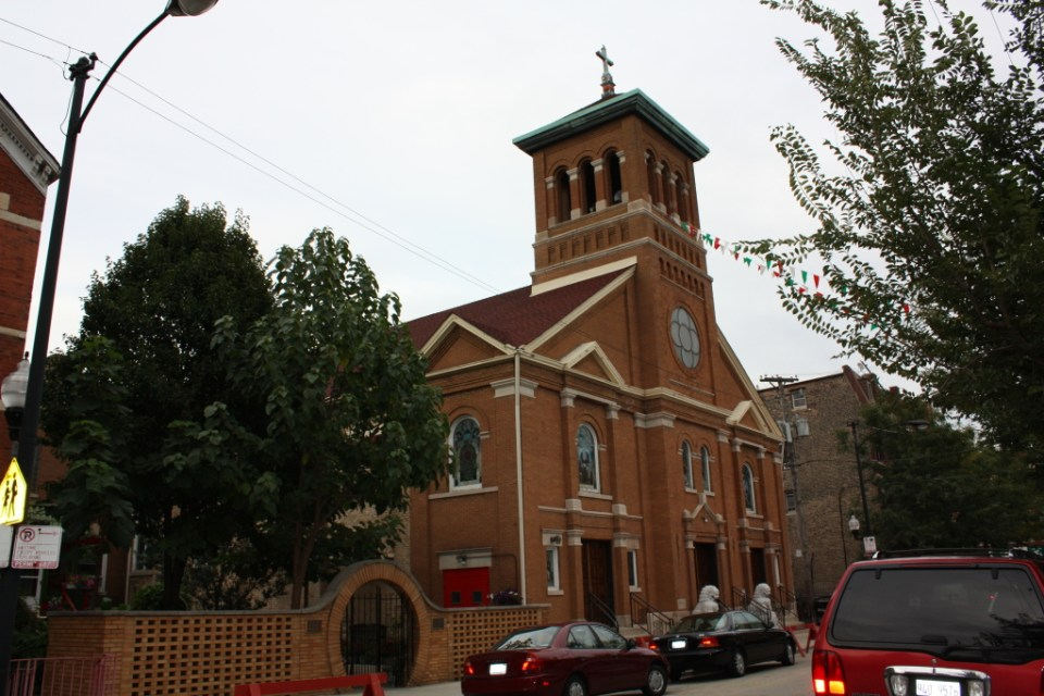 St. Therese Chinese Mission Church at 218 W Alexander