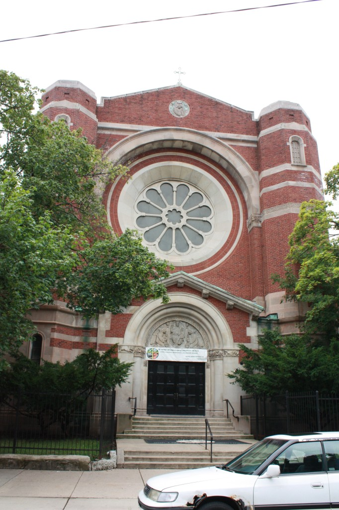 Our Lady Help of Christians – 851 N Leamington (designed by Williams F. Gubbins – 1912)