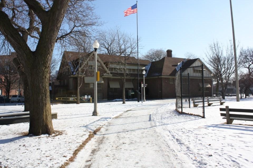 Union Park Fieldhouse