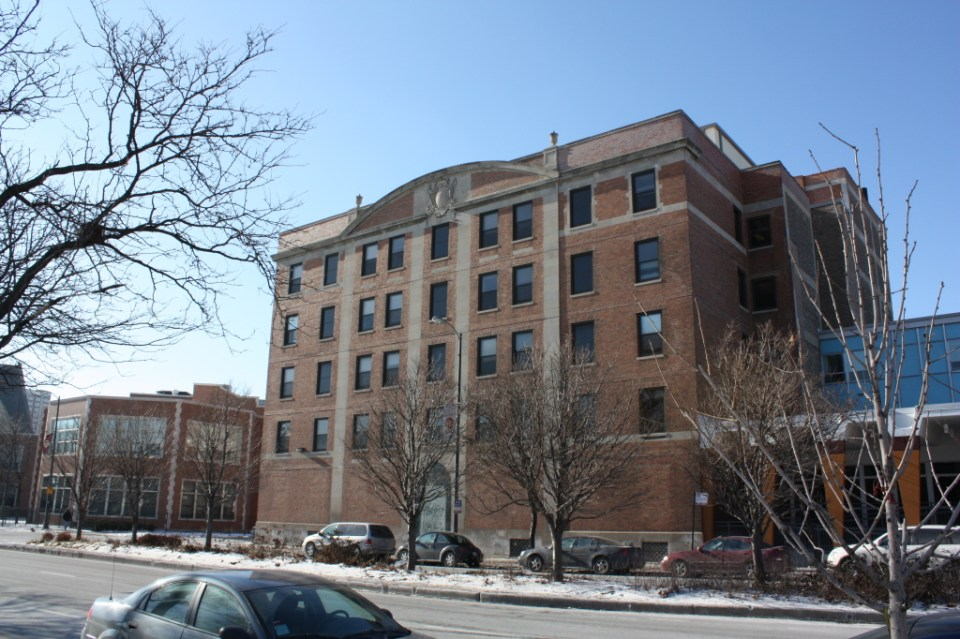 Women's Treatment Center – 140 North Ashland Avenue