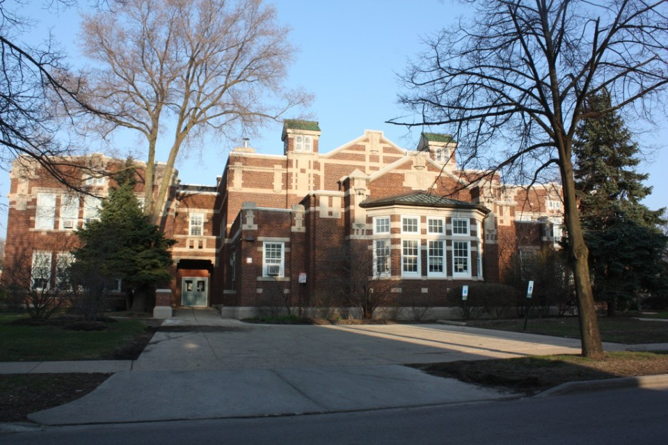 Oakton Middle School 2