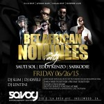 Sauti Sol, Eddy Kenzo & Sarkodie Live In Concert At The Savoy