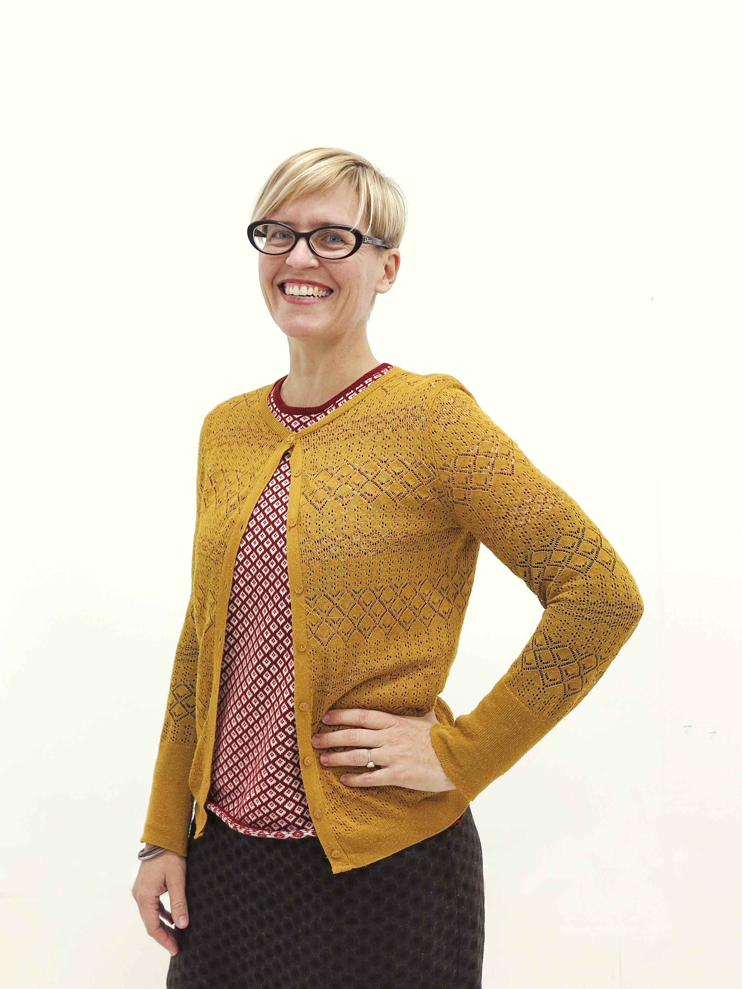 Heather Moore, proprietor of Skinny LaMinx