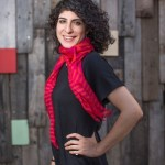 Q&A with Bushera Bashir, Owner and Creator of Luxury Handcrafted Scarf Label 'Trebene'