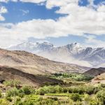 Unwind in the Open Spaces of High Atlas in Morocco