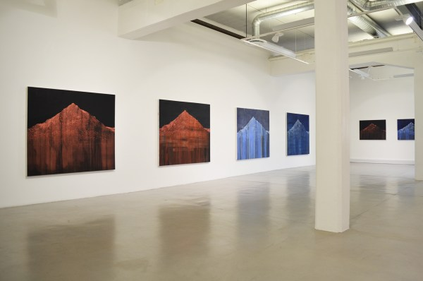Der Heilige Berg II Jonathan Freemantle 3 Dec. 2015 - 23 Jan. 2016, Gallery MOMO Cape Town
