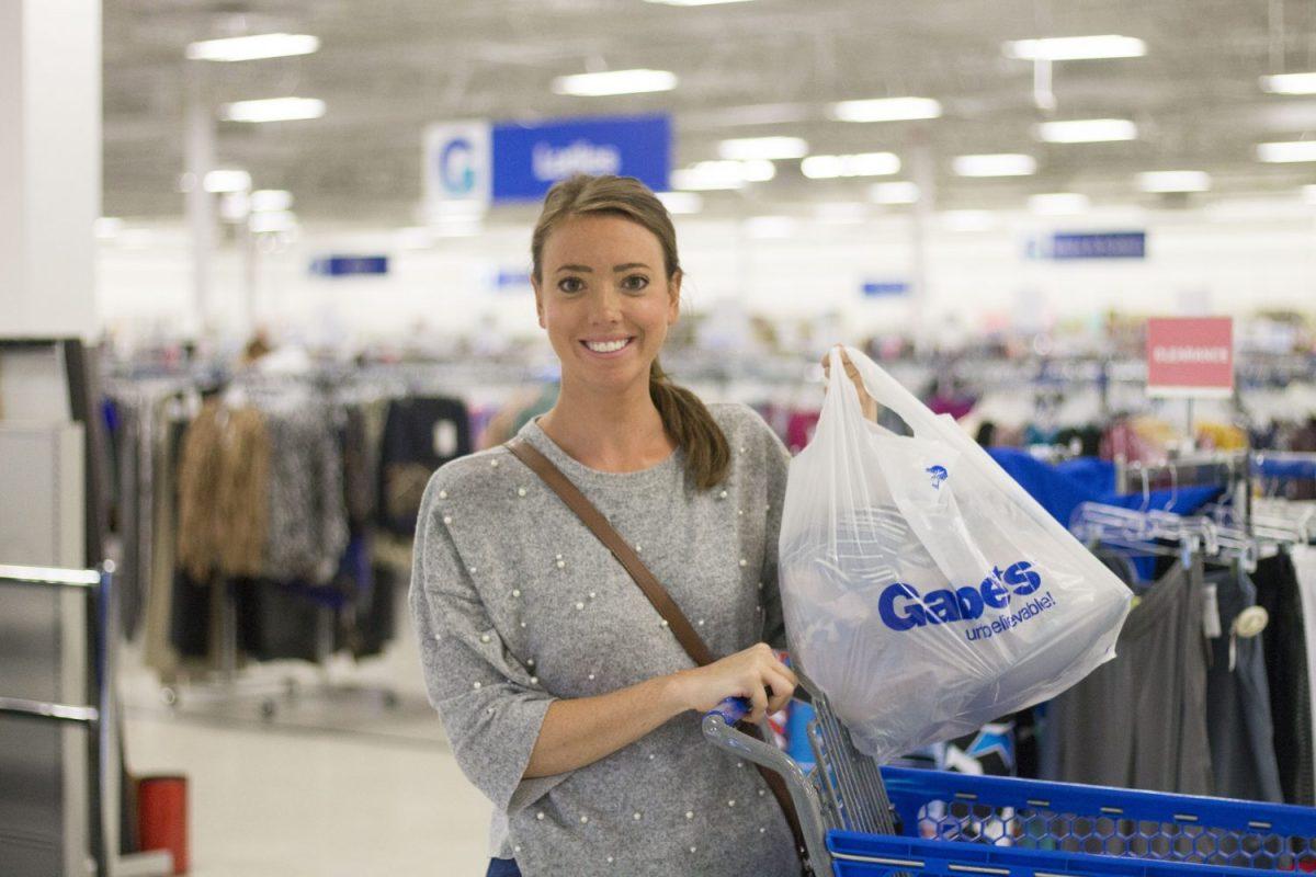 Gabe's shopping trip!