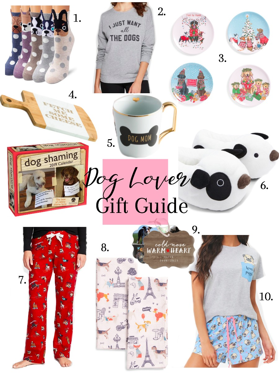 Gift Guide for the Dog Lovers in your life!