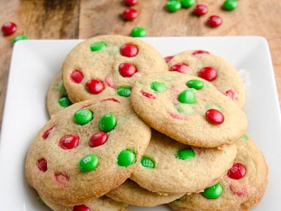Holiday Cookie 5 Spritz Cookies