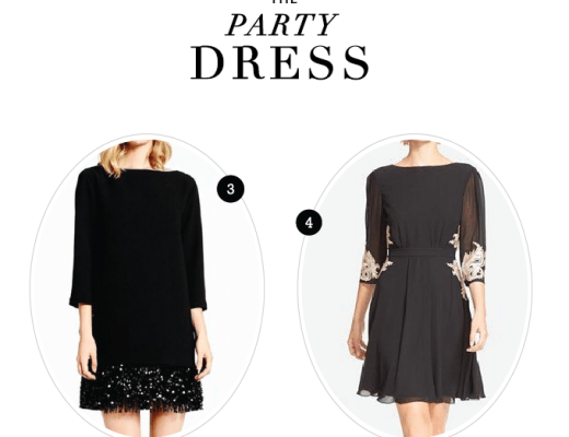 6 Chic Holiday Party Dress Ideas | www.chicandsugar.com