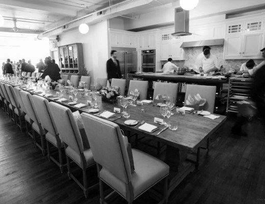 SCM Culinary Suite NYC