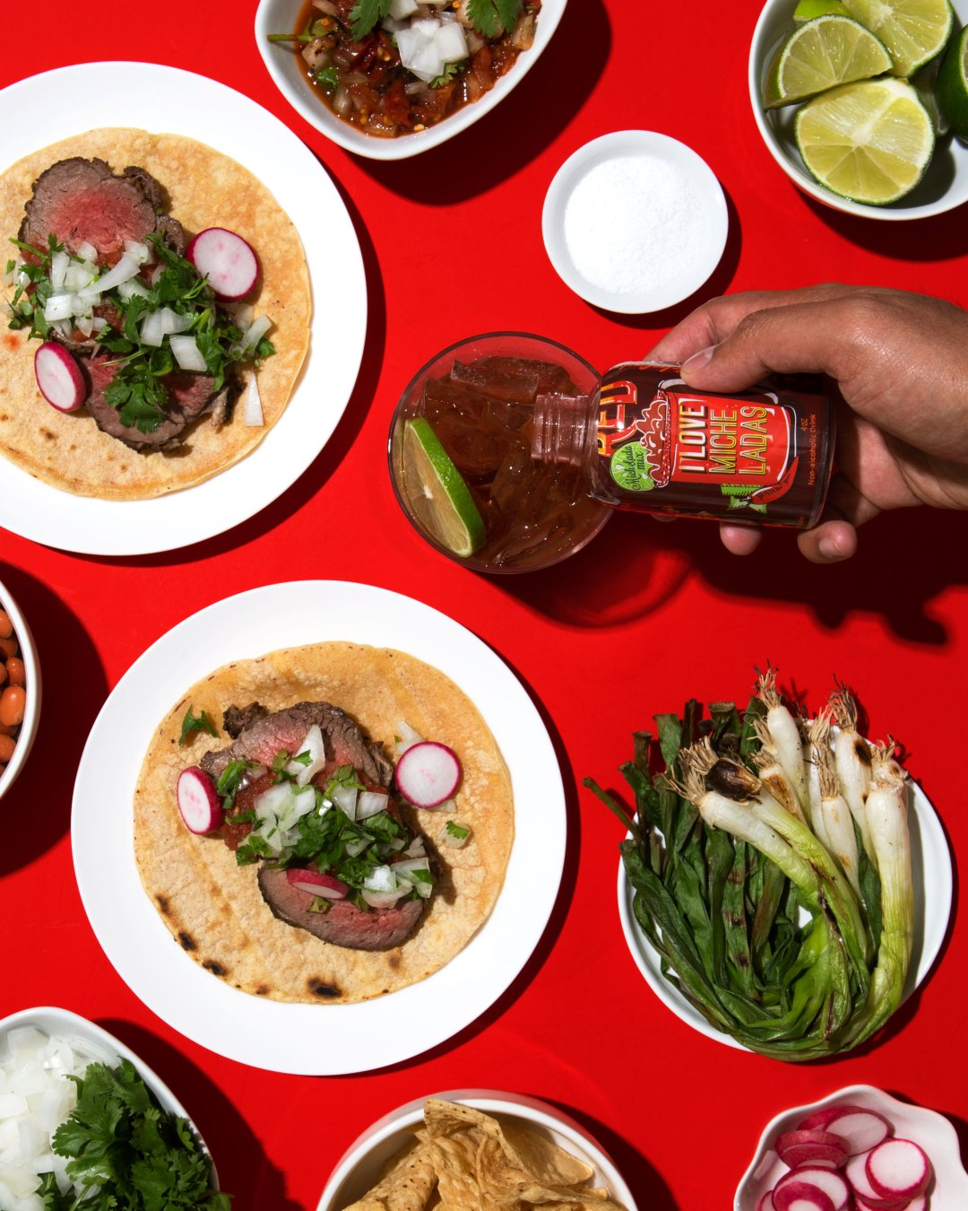 Michelada Tri-Tip Tacos