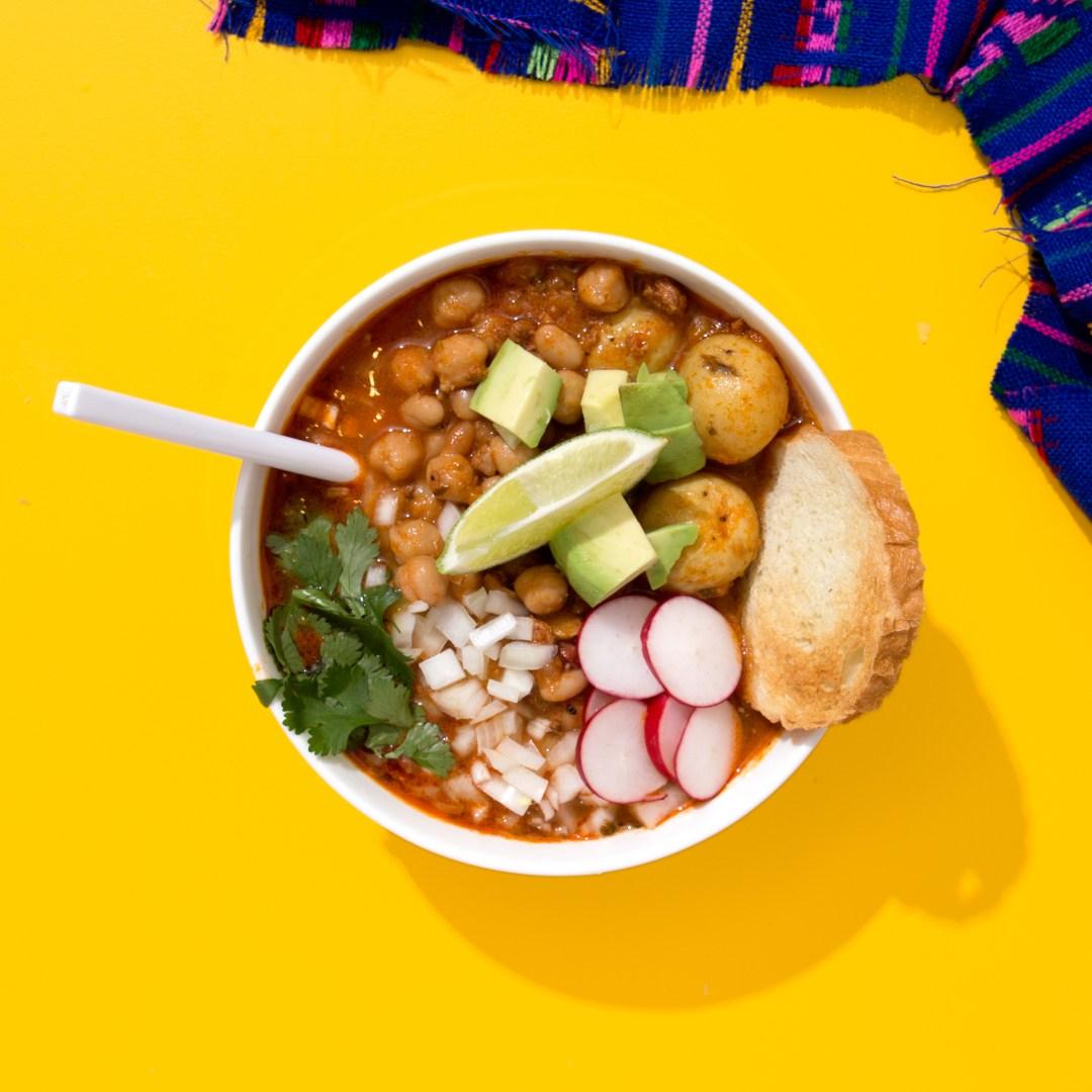 Potaje de Garbanzo-Chicano Eats