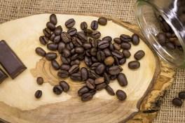 Chocolate y café