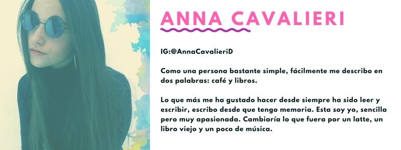Anna Cavalieri Chicanol