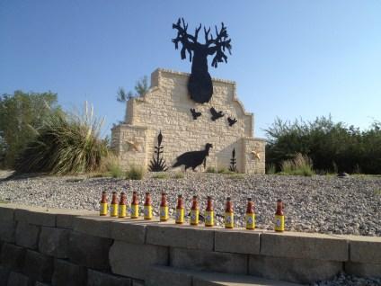 Brady Roadside Monument, Texas