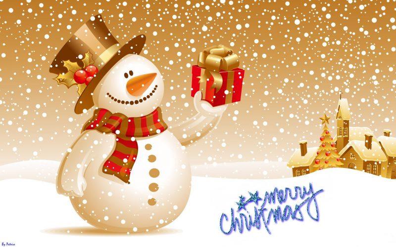 This video will get you into the christmas spirit ☃️❄️. Immagini Di Natale 2018 Auguri Con Sms Cartoline Meme Whatsapp Video E Gif Animate Chiccheinformatiche
