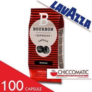 Vendita Cialde Bour Bon Intenso 100 Capsule Lavazza - Chiccomatic Shop Online