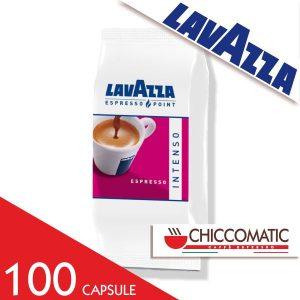 Vendita Lavazza Espresso Point Intenso 100 Capsule - Chiccomatic Shop Online