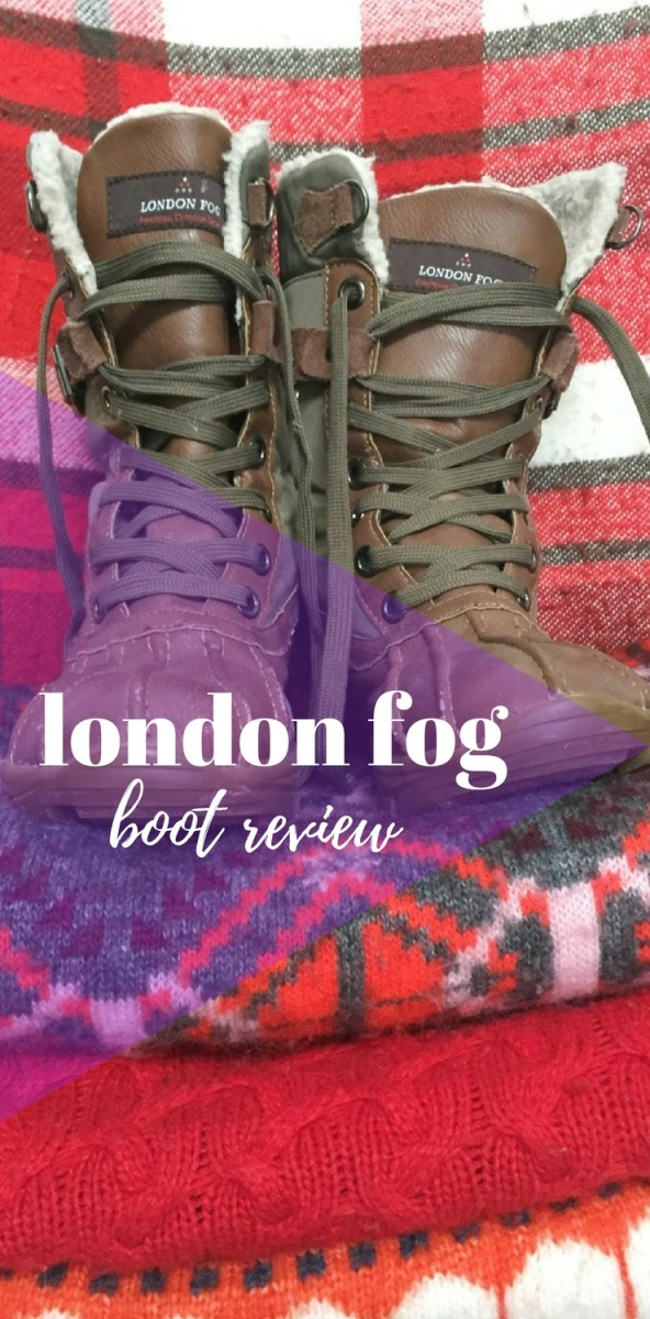 London Fog Boots Review