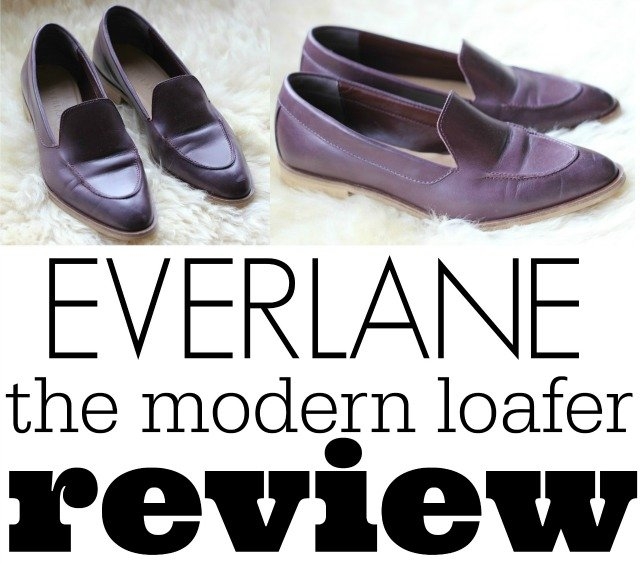 everlane loafer review, everlane the modern loafer