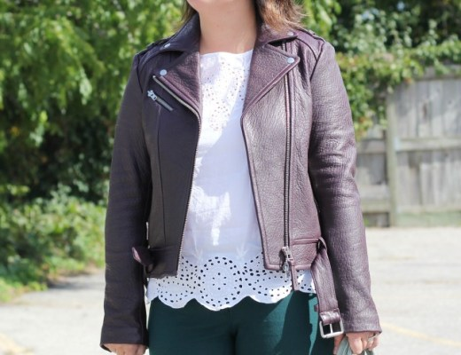 mackage leather jacket review